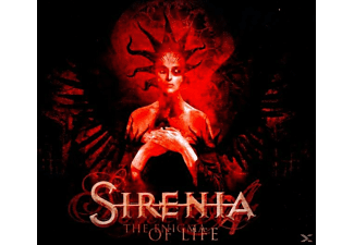 Sirenia - The Enigma Of Life - (CD)