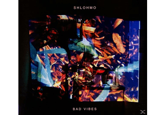 Shlohmo - Bad Vibes - (CD)