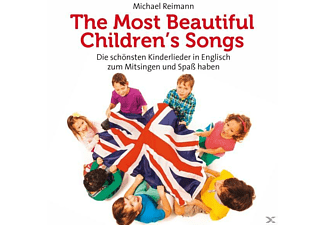 Michael Reimann - The most beautiful children?s songs - (CD)