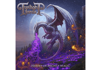 Twilight Force - Heroes Of Mighty Magic CD