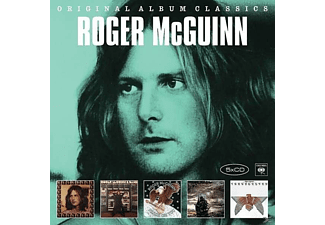 Roger Mcguinn - Original Album Classics - (CD)