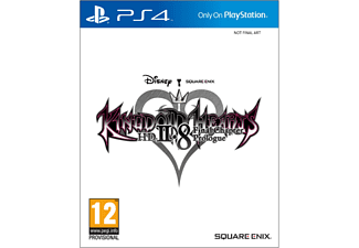 Kingdom Hearts HD 2.8 Final Chapter Prologue NL/FR PS4