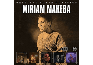 Miriam Makeba - Original Album Classics - (CD)