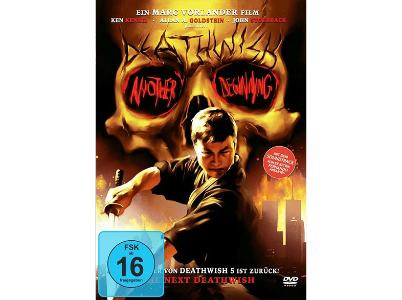 The Next Deathwish [DVD + CD]