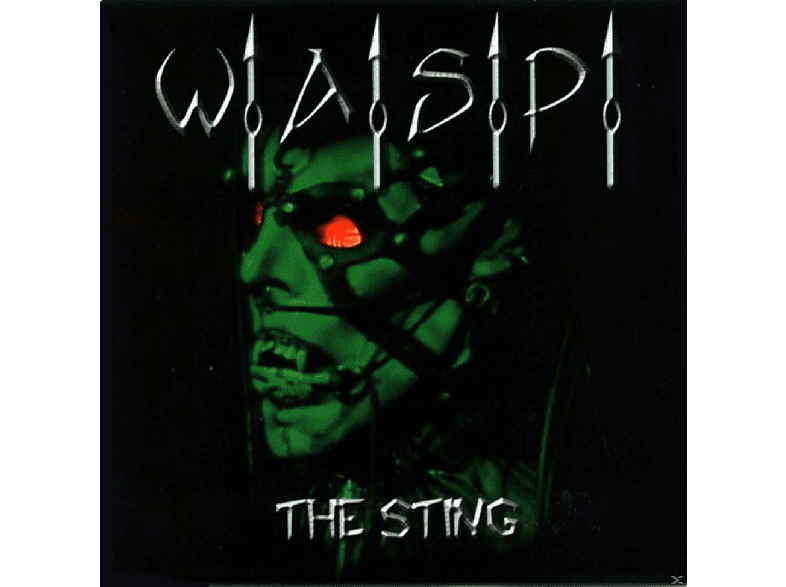 W.A.S.P. - The Sting [CD + DVD Video]