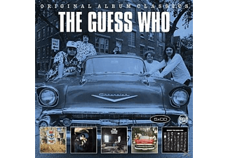 The Guess Who - Original Album Classics - (CD)