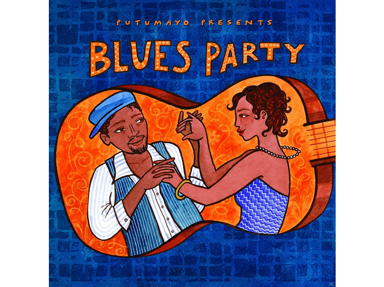 VARIOUS - Blues Party [CD]