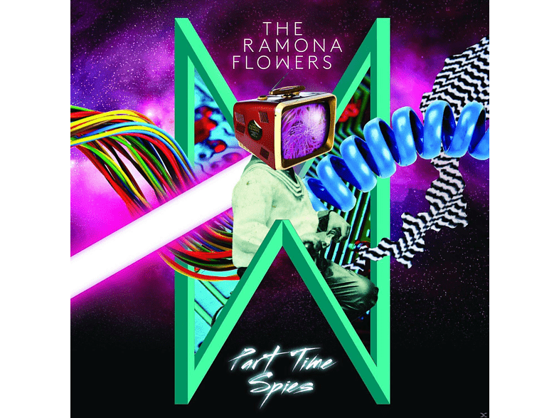 The Ramona Flowers - Part Time Spies [CD]