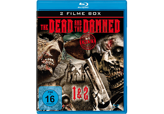 The Dead and the Damned 1 & 2 - (Blu-ray)