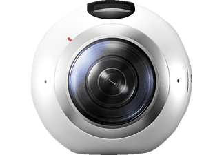 SAMSUNG Gear 360 VR Kamera, WLAN, Near Field Communication, Weiß