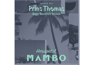 Prins Thomas - Bobletekno (Bugge Wesseltoft Versions) (+Poster) - (Vinyl)