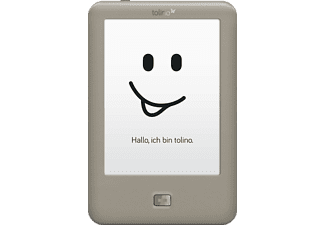 TOLINO eBook Reader Page