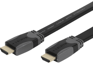 VIVANCO High Speed HDMI® Cable with Ethernet 1.5m