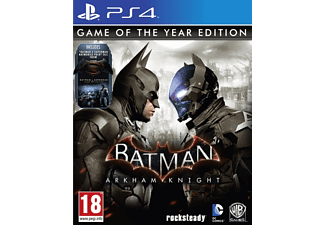 Batman - Arkham Knight - Game of the Year Edition  PS4