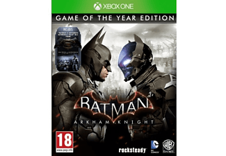 Batman - Arkham Knight - Game of the Year Edition  Xbox One