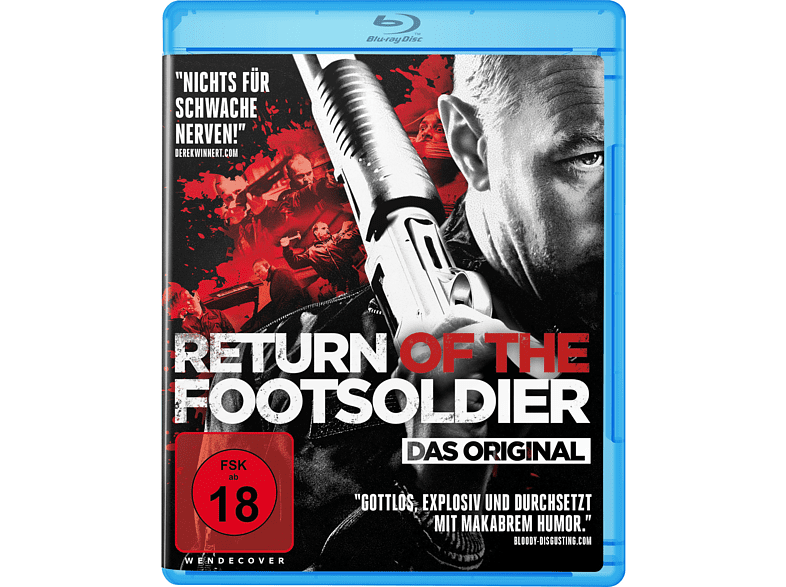 Return of the Footsoldier [Blu-ray]