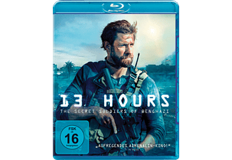 13 Hours: The Secret Soldiers of Benghazi - (Blu-ray)
