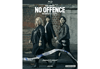 No Offence - Staffel 1 - (Blu-ray)