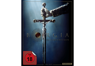 Die Borgias - Gesamtedition - (Blu-ray)