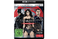 Batman V Superman - Dawn Of Justice (Ultimate Edition inkl. Extended Cut) [4K Ultra HD Blu-ray + Blu-ray]