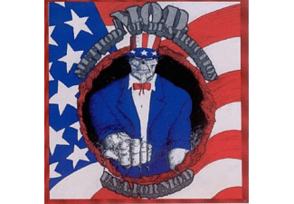 M.O.D. - U.S.A. FOR M.O.D. - (CD)