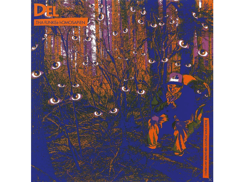 Del Tha Funkee Homosapien - I Wish My Brother George Was Here [Vinyl]