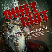 Quiet Riot - 2 Live Biscuits-2 Live Radio Shows At The King B [CD]