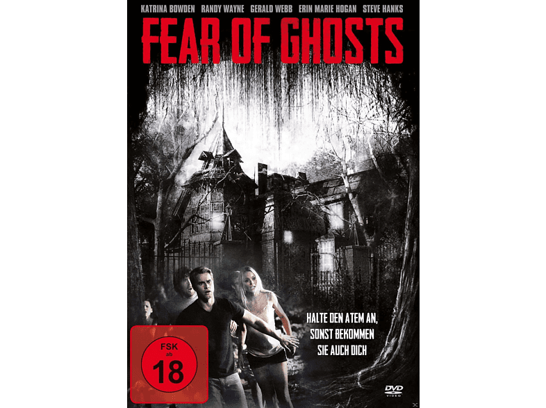 Fear of Ghosts [DVD]