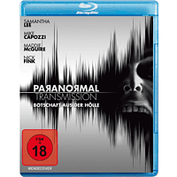 Paranormal Transmission [Blu-ray]