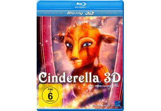Cinderella - New Edition - (3D Blu-ray)