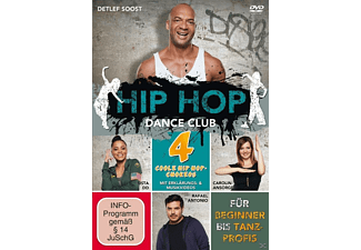 Hip Hop Dance Club - (DVD)
