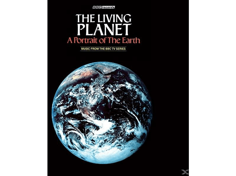 VARIOUS - The Living Planet-A Portrait Of The Earth [CD]