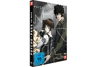 Psycho-Pass: The Movie - (DVD)