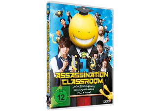 Assassination Classroom - Realfilm - (DVD)