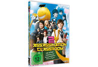 Assassination Classroom 2 - (DVD)
