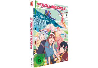 The Rolling Girls Vol. 3 - (DVD)