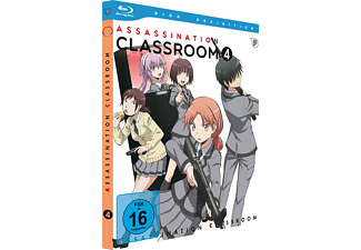 Assassination Classroom - Box Vol. 4 [Blu-ray]