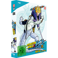 Dragonball Z Kai - DVD Box 4 [DVD]