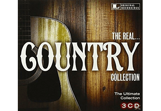 VARIOUS - The Real...Country Collection - (CD)