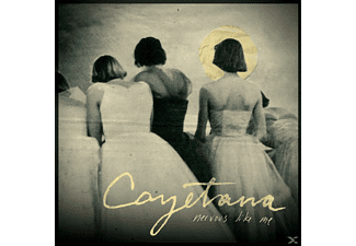 Cayetana - Nervous Like Me - (Vinyl)