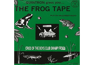 Quintron - The Frog Tape - (CD)