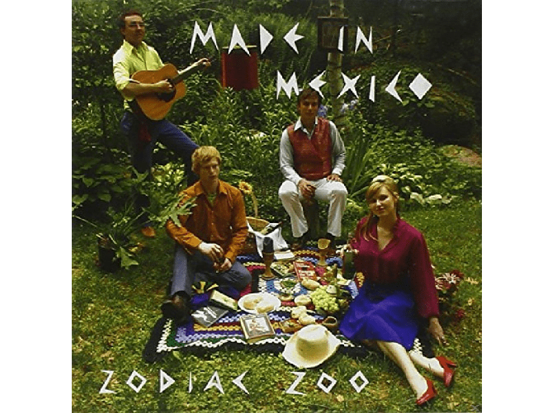 Made In Mexico - Zodiac Zoo [CD]