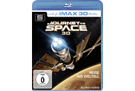 Journey to Space 3D [3D Blu-ray]