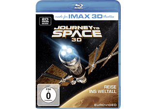 Journey to Space 3D - (3D Blu-ray)