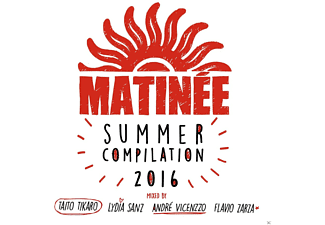 VARIOUS - Matinee Summer 2016 - (CD)