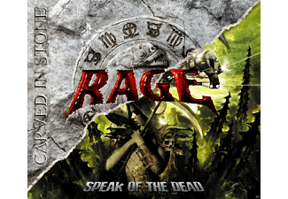 Rage - Carved In Stone/Speak Of The Dead - (CD)