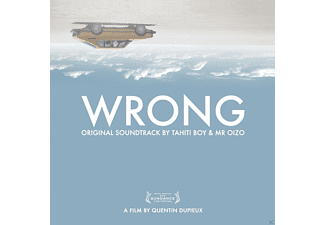Mr. Oizo, Tahiti Boy - Wrong - (CD)