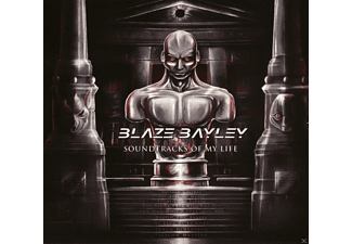 Blaze Bayley - Soundtracks Of My Life - (CD)