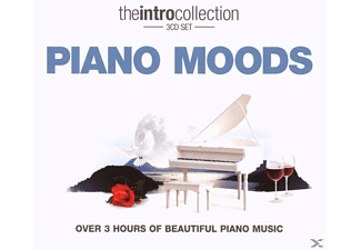 VARIOUS - Piano Moods-Intro Collection - (CD)