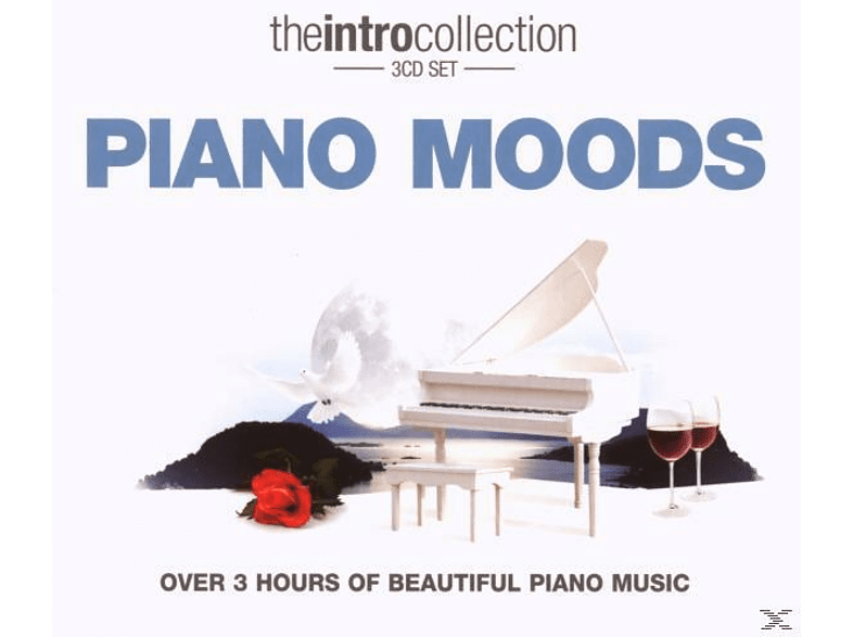 VARIOUS - Piano Moods-Intro Collection [CD]